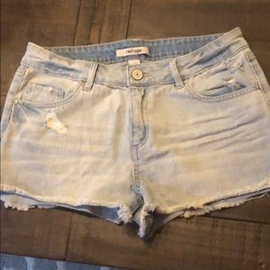 Charolette Russ's Jean shorts size 8